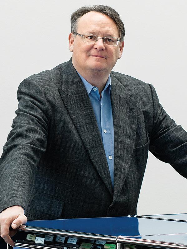Alexander Schärer, Chief Executive, USM