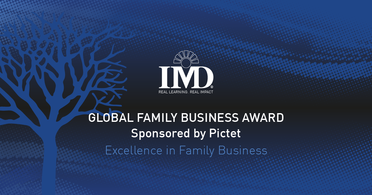 Global Family Business Award
