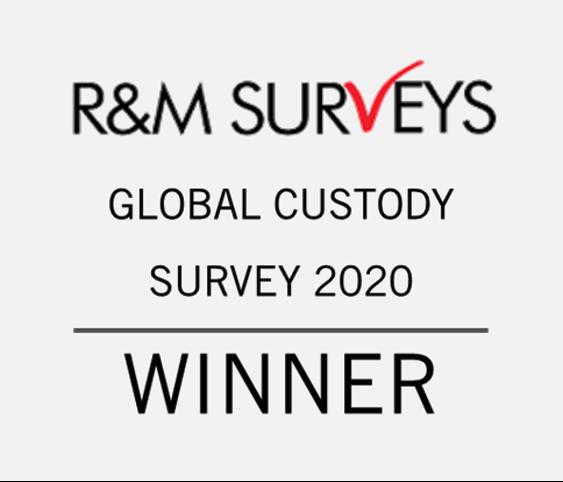 Pictet désigné meilleur dépositaire global par «R&M Survey»