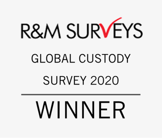The R&M Survey ranks Pictet as best Global Custodian worldwide