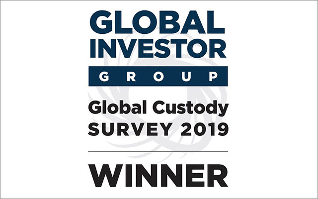 The Global Investor Group ranks Pictet as best Global Custodian worldwide