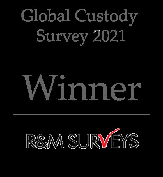Surveys ranks Pictet as best Global Custodian worldwide
