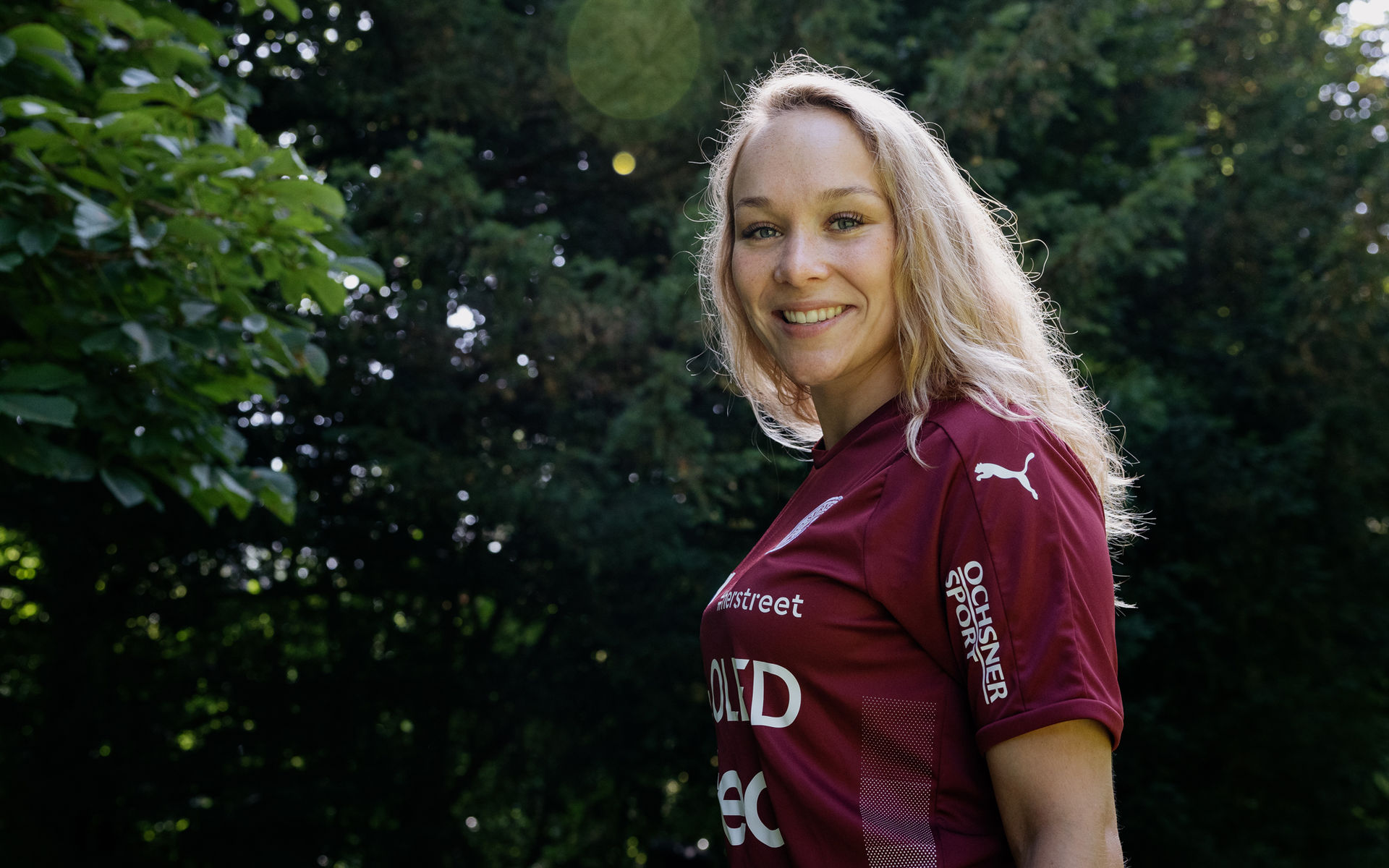 Marine: Pictet intern and Champions League player