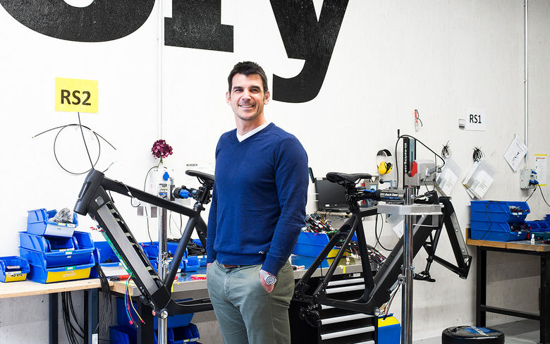 Jakob Luksch joined Stromer as CEO in January 2018, having previously worked in the German automotive industry. -