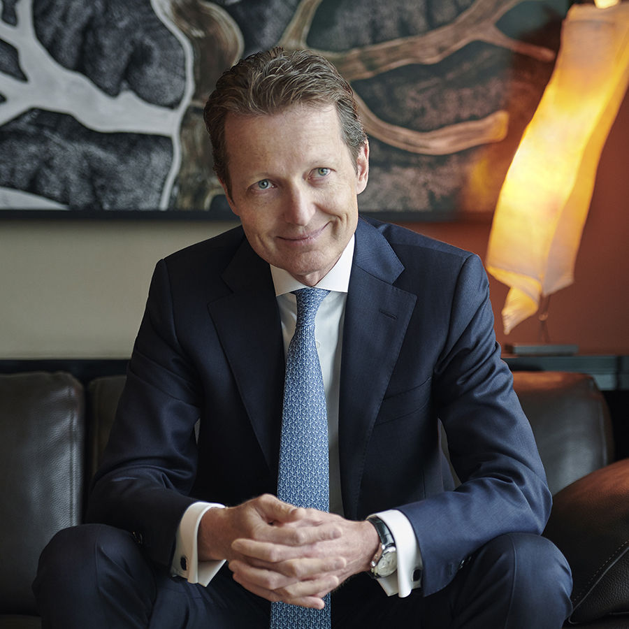 Renaud de Planta discusses the far-reaching topics that Pictet will focus on over the coming years